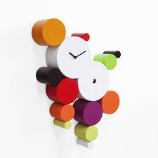 orange color shades cucuball u0027 cuckoo clock warm colour shades by progetti cuckoo