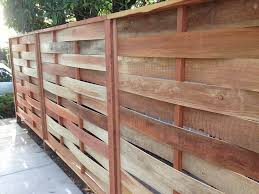fence factory provide a wide variety of wood fences for your home