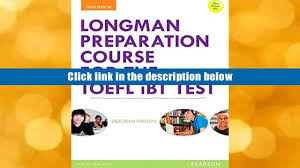 epub longman preparation course for the toefl ibt test with answer