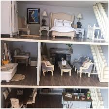 House Of Hampton Furniture Hamptons Style Doll House Classic Beach Style Furniture From Mini