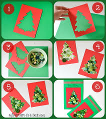 Homemade Christmas Gifts For Toddlers - christmas cards making home decorating interior design bath