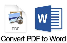 Pdf To Word How To Convert Pdf To Word On Mac Os In 5 Methods