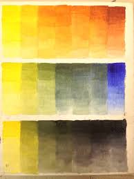 color charts in oil u2013 tucson classical atelier