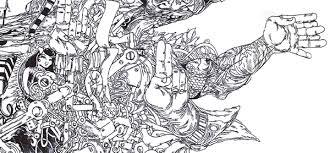 composizioneapiubraccia bic pen drawing on behance
