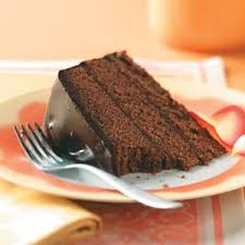 chocolate truffle cake recipe taste of home