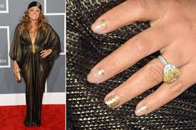 tamia u0027s nail art at the 2013 grammy awards the best celebrity
