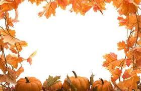 thanksgiving borders fall season thanksgiving blessings