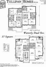 dual living floor plans 20 fresh collection of dual living house plans storybook homes