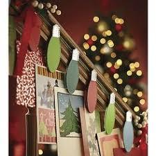 christmas card holder tree christmas decor pinterest trees