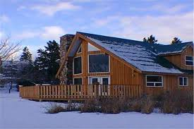 cabin style house plans vacation cabin style house plan 177 1032 the plan collection