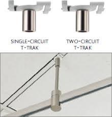Drop Ceiling Track Lighting Tech Lighting T Trak Line Voltage Track Lighting Brand Lighting