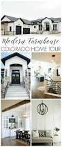 modern farmhouse home tour with household no 6