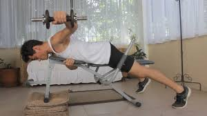 Dumbbell Exercises Chest No Bench - 4 ways to do one arm flyes