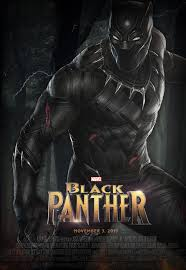 black panther marvel marvel s black panther 2017 poster hd by junkyardawesomeness on