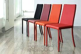 Italian Leather Dining Chairs Lovely Italian Leather Dining Chair Modern Starlize Me