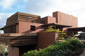 Modern Frank Lloyd Wright Style Homes Frank Lloyd Wright U0027s Take On California Cool Up For Auction Curbed