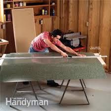 Laminate Table Top Make A Plastic Laminate Table Top Family Handyman