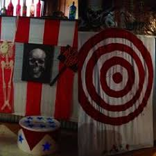 Creepy Carnival Decorations Amazing Carnevil Freak Show Inspired Interior By Hf Member Frogkid