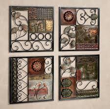decorating decorative wall panels dining room metal wall art