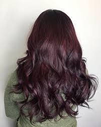 gambar tutorial ombre rambut 23 brilliant burgundy hair color ideas trending in 2018