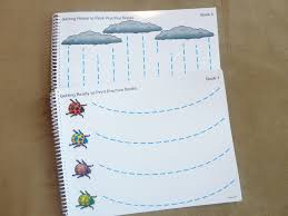 writing paper to print handwriting skill building with dry erase books my obstacle dry erase books to build skills necessary for handwriting such as making curved vertical and horizontal lines