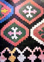 the ornaments of armenian carpets and national costume arvestagir