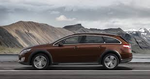 peugeot car company peugeot 508 rxh car write ups