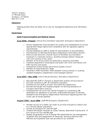Telemetry Nurse Resume Sample by Resume Todd Jackson