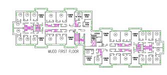 park and mudd floor plans washington university in st louis