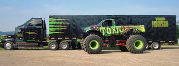 themonsterblog monster trucks introducing