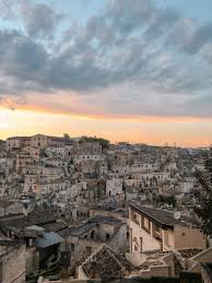 Small Towns In Italy Matera Petite Suitcase