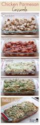 Easy Chicken Dinner Ideas For Family Chicken Parmesan Casserole Recipe Chicken Parmesan Casserole