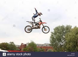 motocross stunts freestyle moto x freestyle rider stock photo royalty free image 37561974