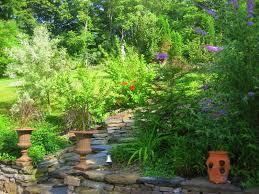 Steep Sloped Backyard Ideas Image Of Hill Backyard Landscaping Ideas Steep Garden Seg2011 Com