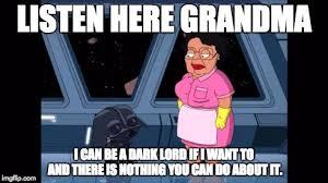 Consuela Meme - consuela star wars meme generator imgflip