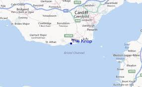 where is wales on the map the knap surf forecast and surf reports wales south east uk