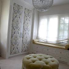 Fabric Closet Doors Upholstered Closet Doors Design Ideas