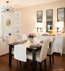decorating ideas for dining room table for dining room in an apartment or smal space decorating