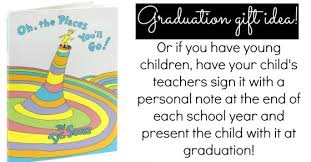 oh the places you ll go graduation gift oh the places you ll go graduation gift idea