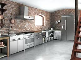 kitchen unit ideas stainless steel kitchens stainless steel freestanding kitchen units