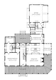 floor plans southern living farmhouse revival southern living house plans