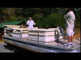 Boat Carpet Adhesive Sstv 19 20 Replacing Marine Carpet On A Pontoon Boat Youtube