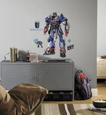 amazon com roommates transformers age of extinction optimus amazon com roommates transformers age of extinction optimus prime peel and stick giant wall decals home improvement