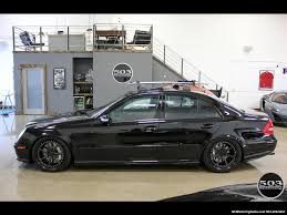 2006 mercedes benz e55 amg immaculate black black w only 35k miles
