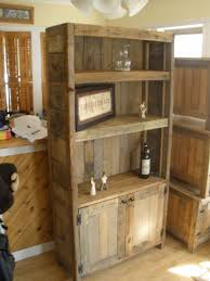 Building Wood Bookcase by Barnwood Bookcase Barnwood Pinterest Pallets Woods And