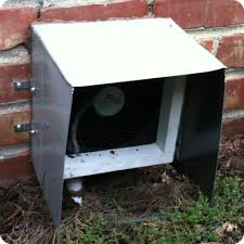 crawl space exhaust fan solar powered crawl space fan voltaic solar blog
