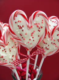 chocolate heart candy sprinkle some sweet heart pops party