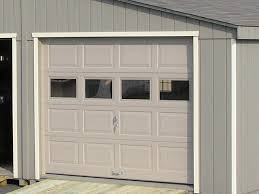 Shed Overhead Door Top Quality Custom Amish Made Sheds From Lancaster Pa Country
