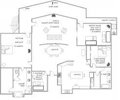 best open floor plans modern open floor plans house plan w60 v60 detail from floor