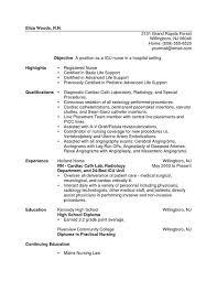 Sample Recent Graduate Resume New Nurse Grad Resume Download New Graduate Nursing Resume In